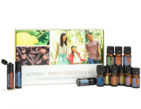 Family Essentials Kit - 10 Certified Pure Therapeutic Grade Essential Oils