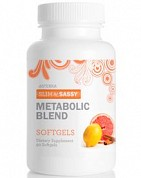 Slim & Sassy Metabolic Blend Softgels