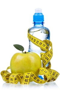 If you aren't replenishing the water in your body, you're slowing your weight loss dramatically.
